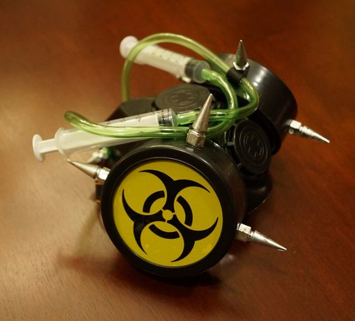 Bio hazard Gas Mask