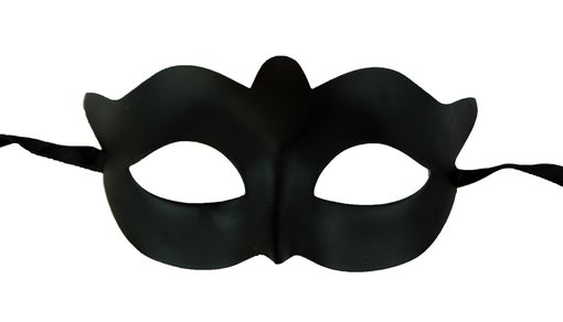 Masquerade Black Mask