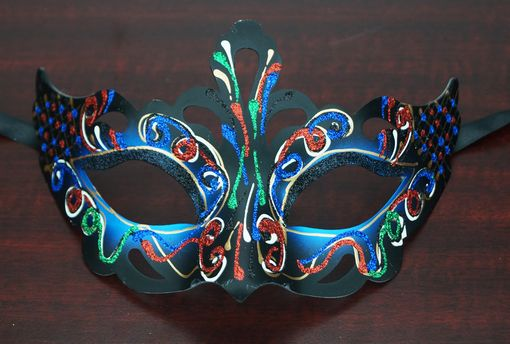 Brazilian Eye Masquerade Mask