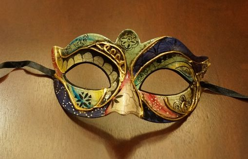 Camilla Masquerade Eye Mask