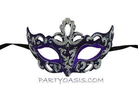Carnivale Eye Mask