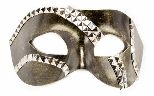 Dark Angle Spiked Masquerade Mask
