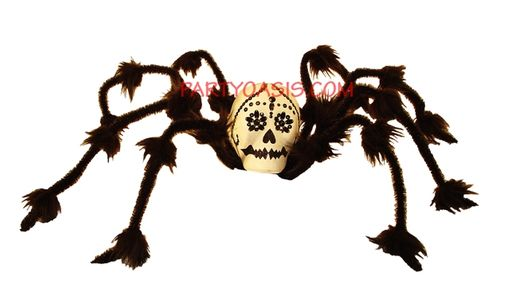 Day Of The Dead Spider