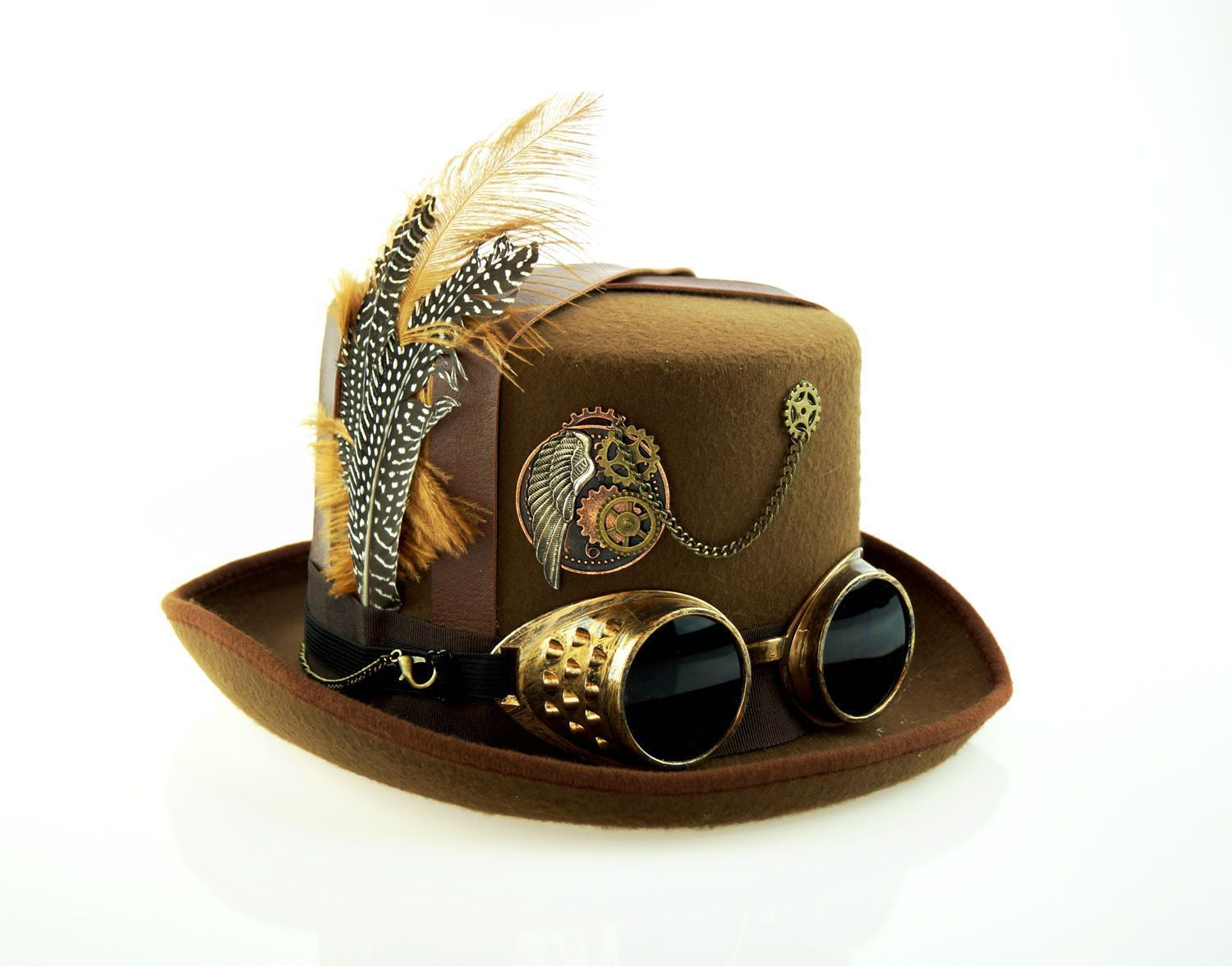 Deluxe Steampunk Hat
