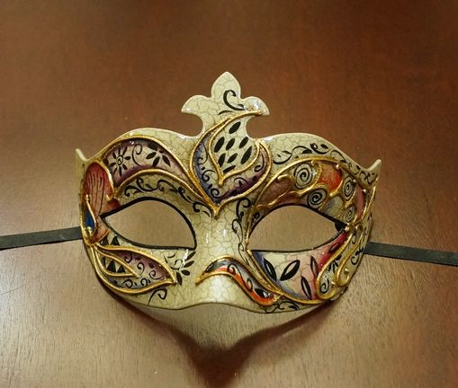 Edria Eye Masquerade Mask