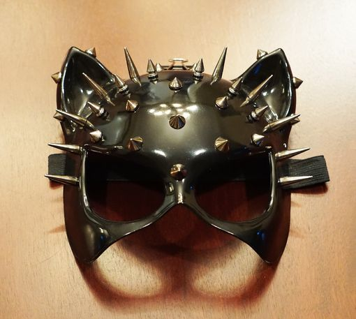 Electra Cat Mask Black