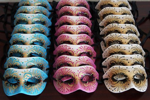 Envy Eye Mask Party Pack For Masquerade Events