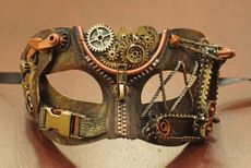 Euro Steampunk Mask