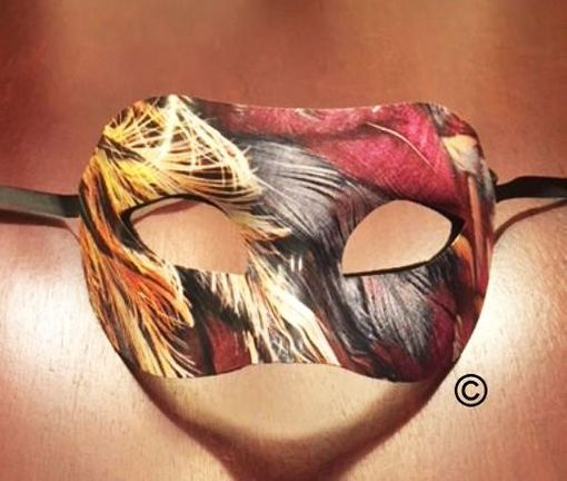 Europa Feather Mask