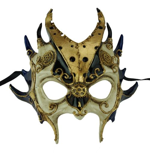 Evictus Men's Masquerade Mask