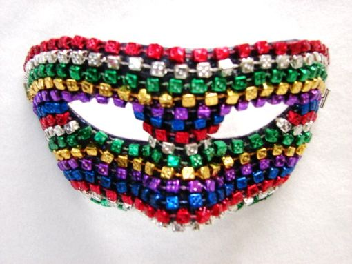 Masquerade Eye Mask Beaded