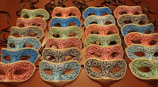 Faralina Eye Mask Party Pack