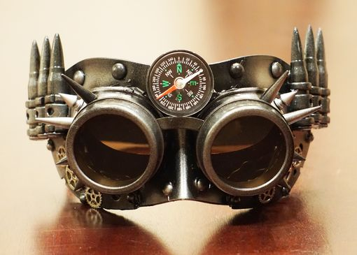Flexor Steampunk Mask