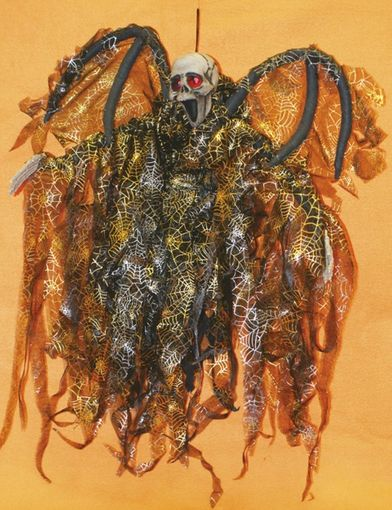 Flying ghost halloween prop. Size 30 inches