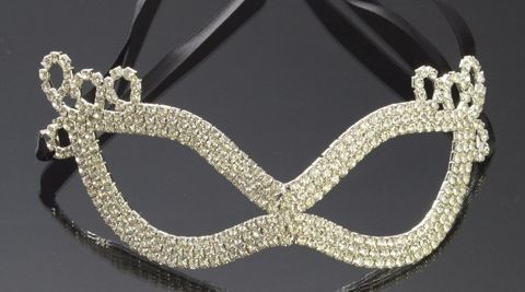 Giovanna Diamond Masquerade Eye Mask