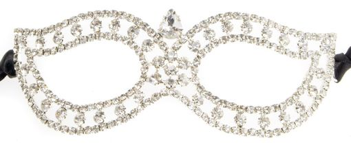 Grand Diamond Masquerade Eye Mask
