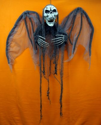 Halloween Flying Demon Decoration