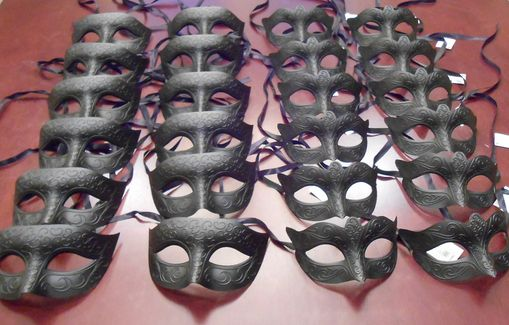 His & Hers Masquerade Party Pack