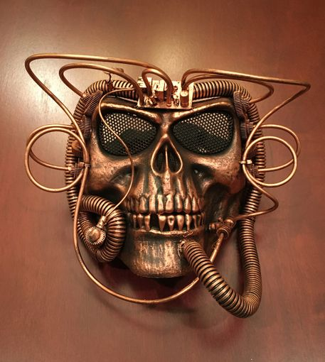 Industrial Skull Mask