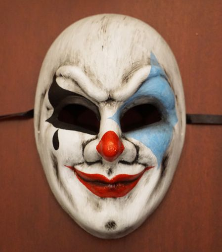 Insane Clown Mask