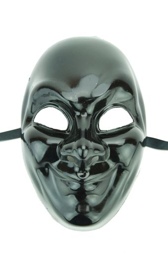 Jester Mask Black
