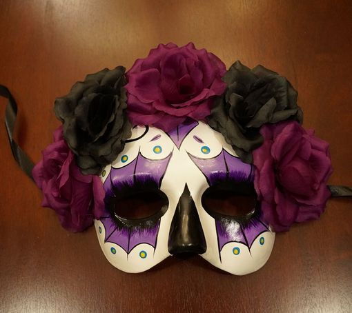 Julia Day Of The Dead Mask