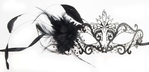 Princess Metal Masquerade Eye Mask