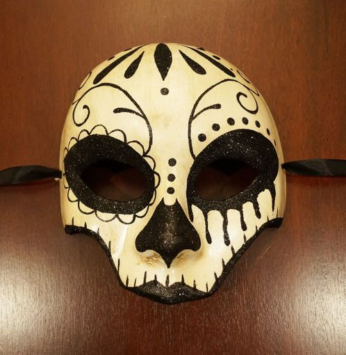 Eva Sugar Skull Mask