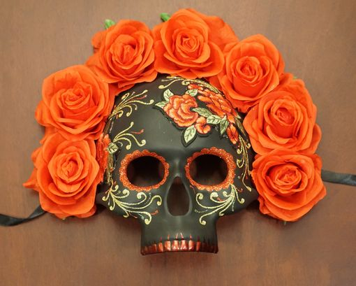 La Calvera Day Of The Dead Mask