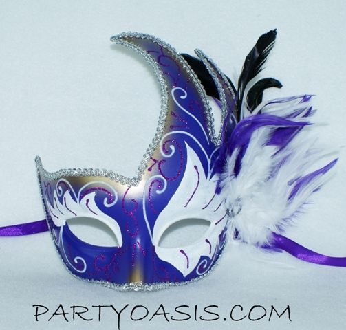 Luna Fairy Mask