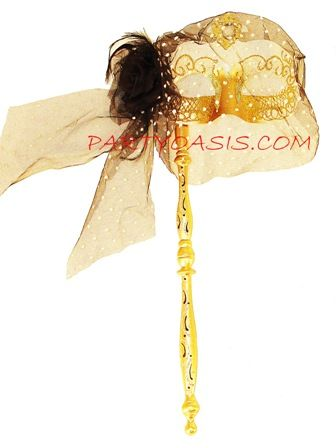 Luxury Masquerade Eye Mask