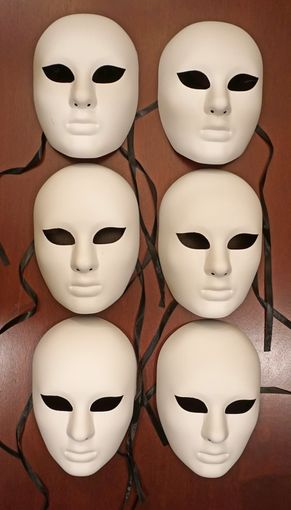 Mask Painters Pack