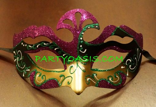 Mardi Gras Eye Mask
