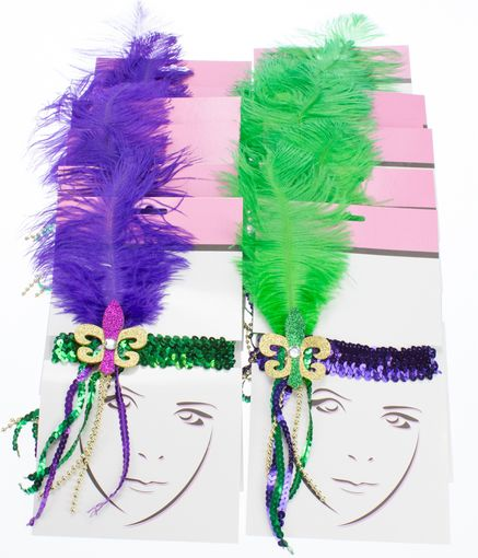 Mardi Gras Flapper Party Pack