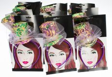 Mardi Gras Hat Headband Party Pack
