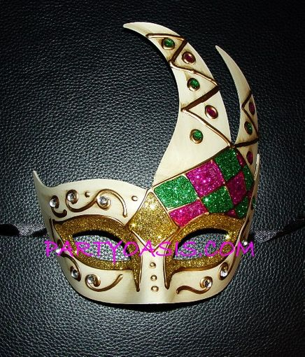 Mardi Gras Party Eye Mask