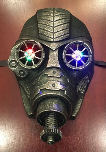 Mars Tritron Gas Mask