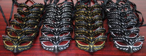 Night Rider Eye Mask Party Pack