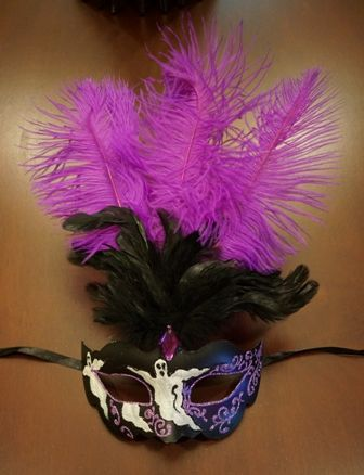 Masquerade Ghost Mask