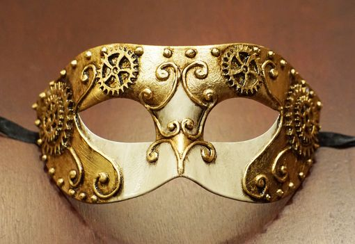 Masquerade Industry Mask