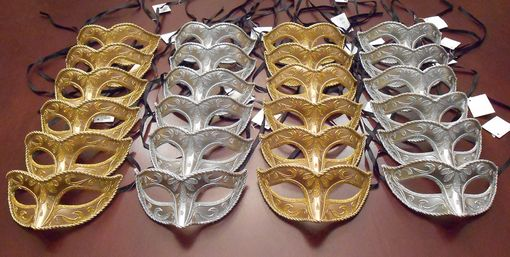 Event Masquerade Mask Party Pack