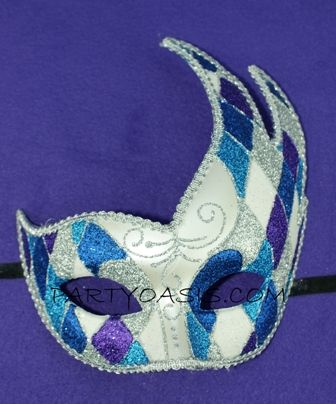 Masquerade Party Eye Mask