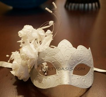 Masquerade Wedding Mask For Themed Weddings