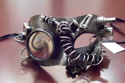 Matrix Steam Punk Mask