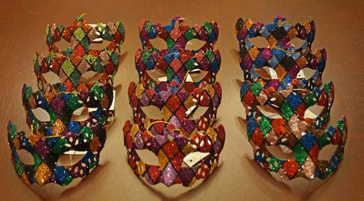 Mini Masquerade Mask Set