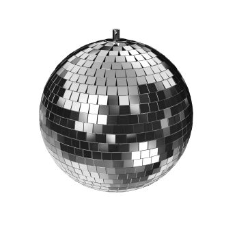 4 Inch Mirror Disco Mirror Ball