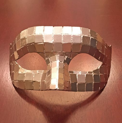Mosaic Eye Mask