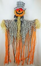 Halloween Haunted Scarecrow