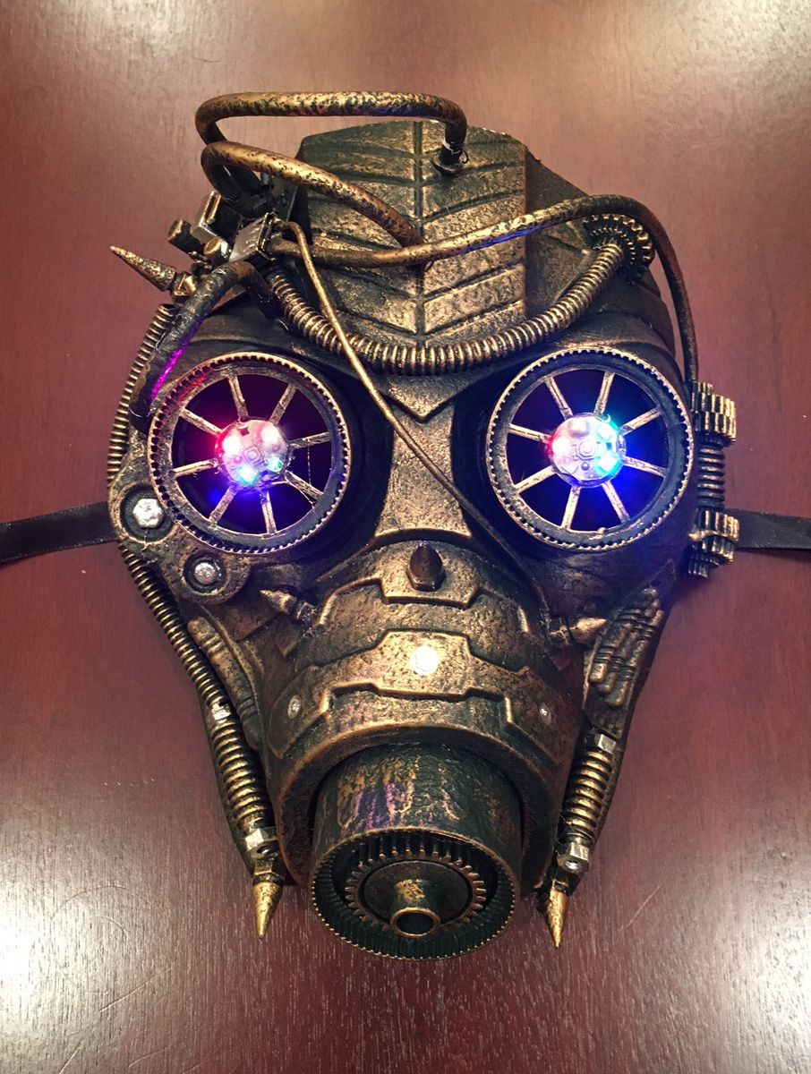 Star Ship Mask Gas Mask