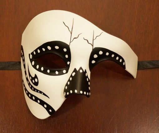 Phantom Day Of The Dead Mask